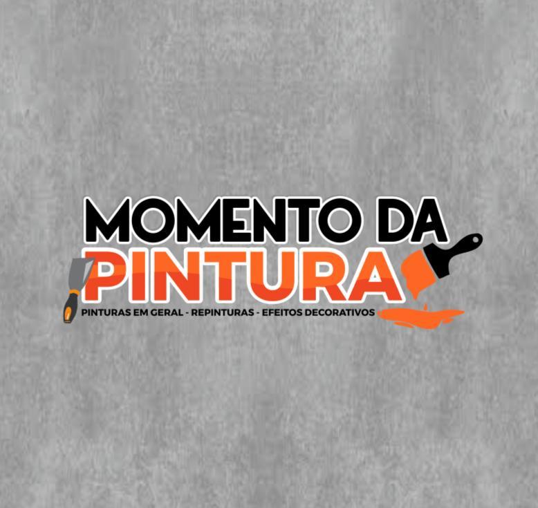 MOMENTO DA PINTURA